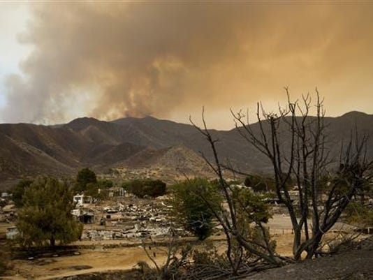 Western Wildfires_Robl