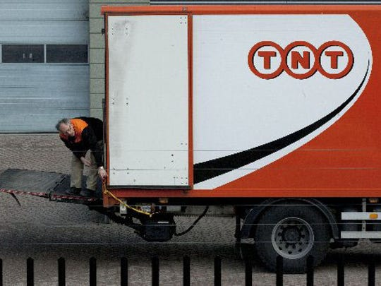 FedEx's $4.8-billion purchase of courier TNT Express significantly boosted the company's international presence, especially on Europe's roads.