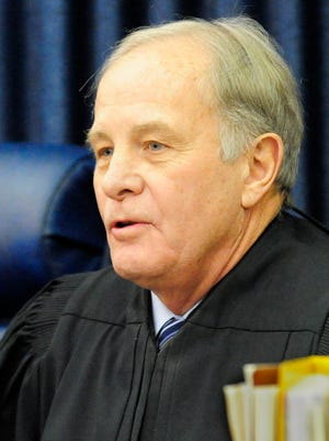 U.S. District Judge J. Garvan Murtha has ruled in favor of a former Benson man who sued the Addison-Rutland Supervisory Union, which had banned the man following his criticism of the school district.
