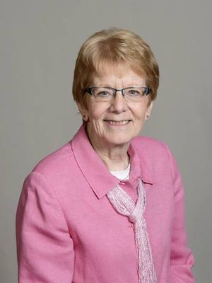 Joan Lundell has been a constant at more church services in Granite Falls than anyone can count. Her graceful and timely piano and organ playing has graced weddings, funerals, and countless Sunday church services, making those occasions warmer and more memorable.