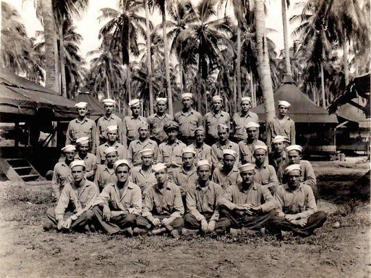 Stanley Corbin's 4th Special Battalion on Guadalcanal.