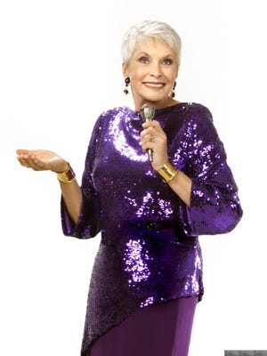 Humorist and Auburn graduate Jeanne Robertson will do a show Friday at the Montgomery Performing Arts Centre.