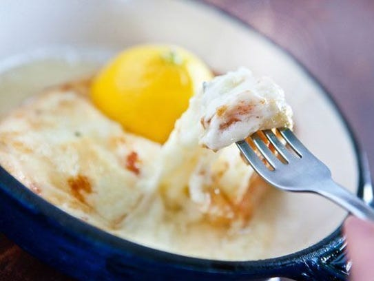 Greek Food Menu Translation