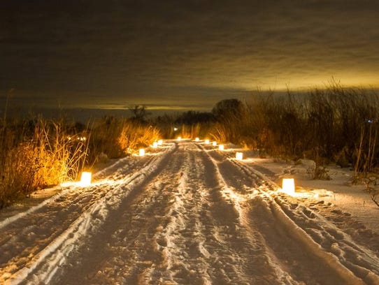 River Cities Nordic Ski Club will host a candlelight