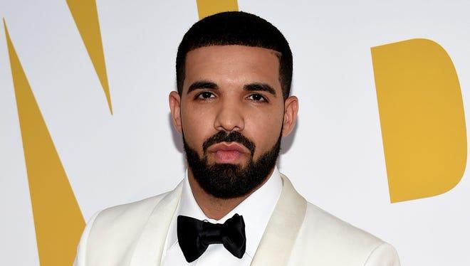 Drake in June 2017.