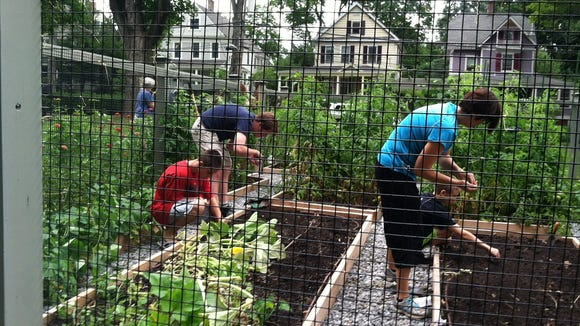 Pleasantville Community Garden