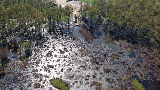 After two years, one area near the Bayou Corne sinkhole is no longer under mandatory evacuation.