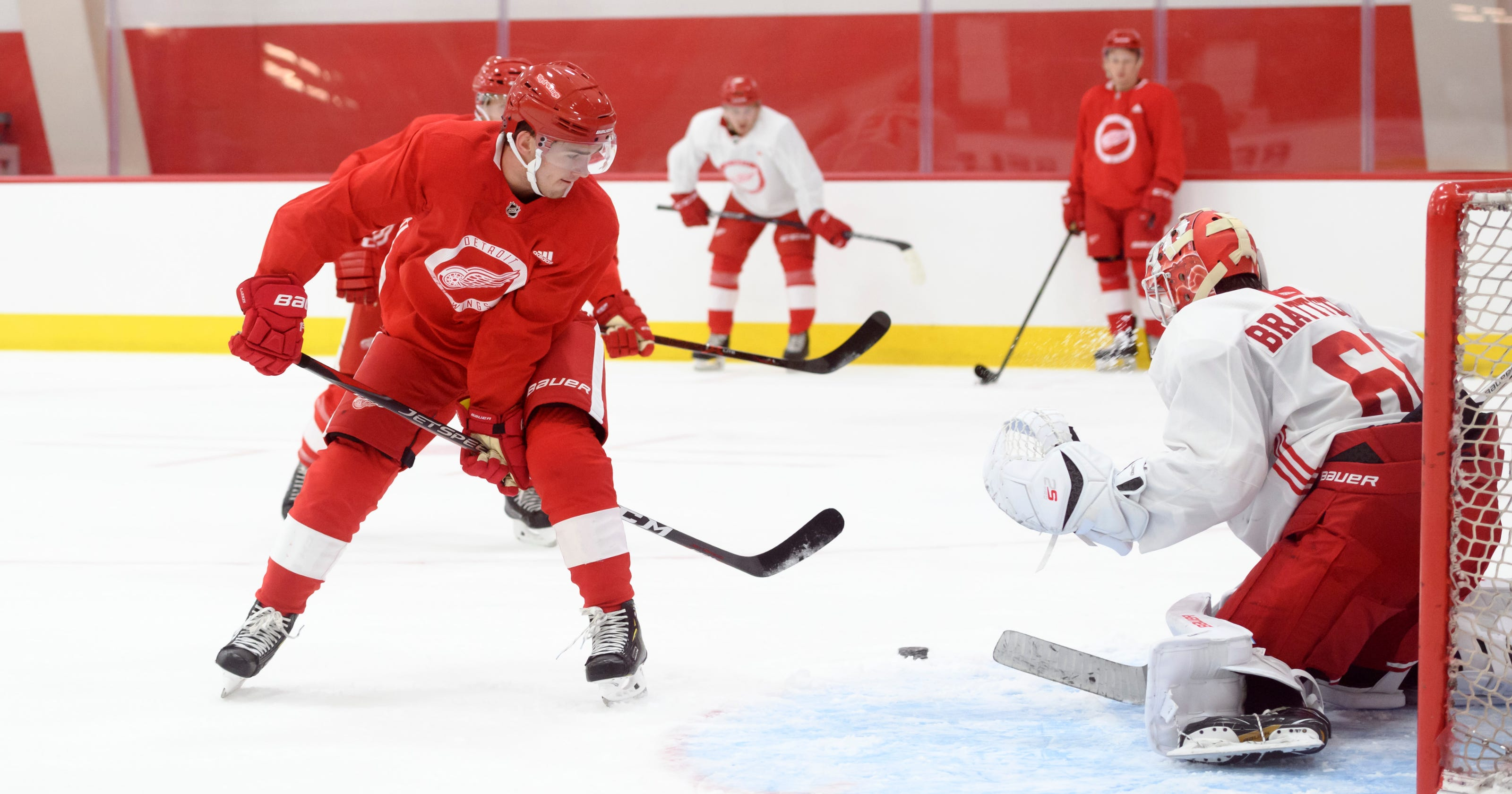 d0e545045 NHL will have a say on where Detroit Red Wings  Filip Zadina can play