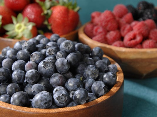 City Style - Food - Berries