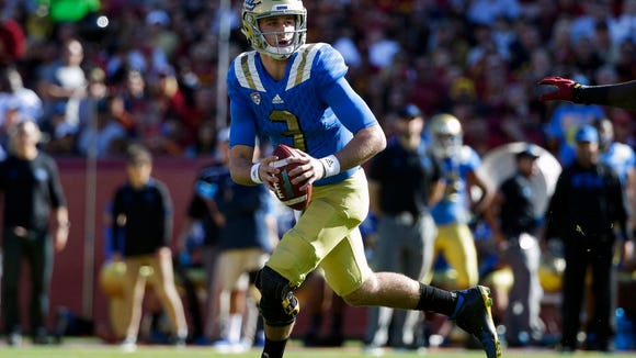 If he can stay healthy and be productive, Josh Rosen could be one of the top quarterbacks eligible for the 2018 NFL draft after his junior season at UCLA.