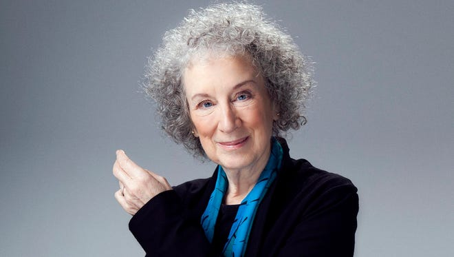 """""""MaddAddam"""" author Margaret Atwood."""
