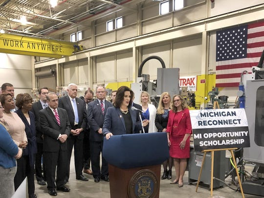 Gov. Gretchen Whitmer's plan will be most beneficial if it encourages attendance and completion, Hohman and DeGrow write.