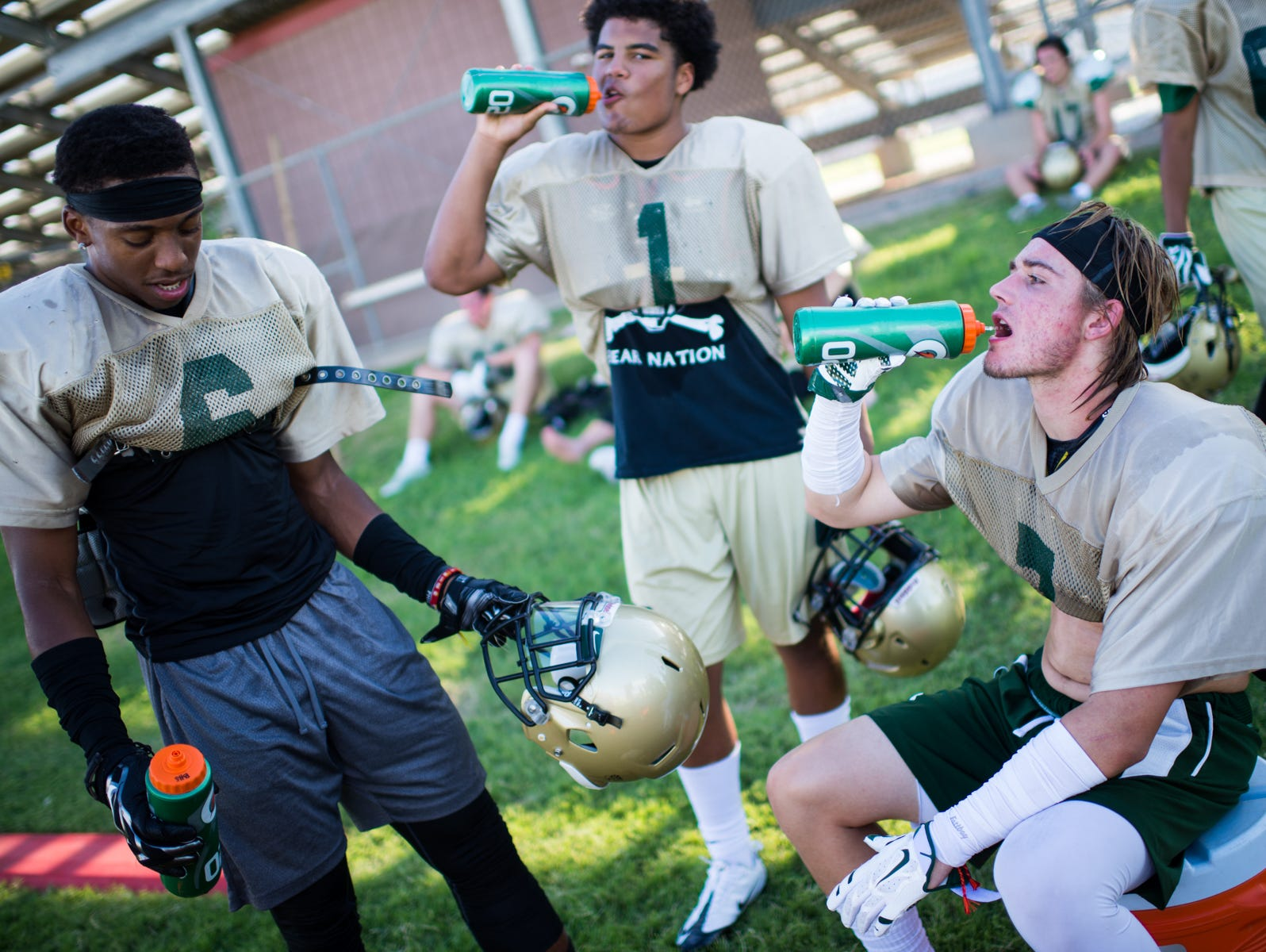 Are you ready for some high school football? Richard Obert unveils his preseason rankings.