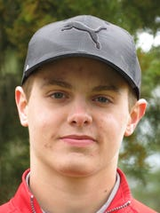 Kyle Spielman of Pascack Hills was third at the Galloway National Challenge golf tournament at Galloway National Golf Club in Galloway Township on Tuesday, April 17, 2018.