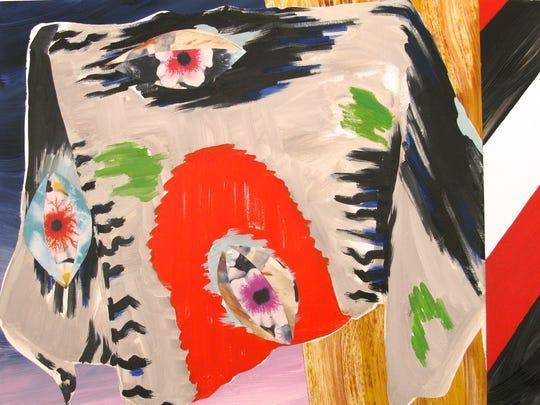 """The Mantle of Insomnia"" by Mandolyn Wilson Rosen."