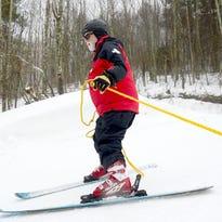 Ski patrol keeps us safe on the slopes