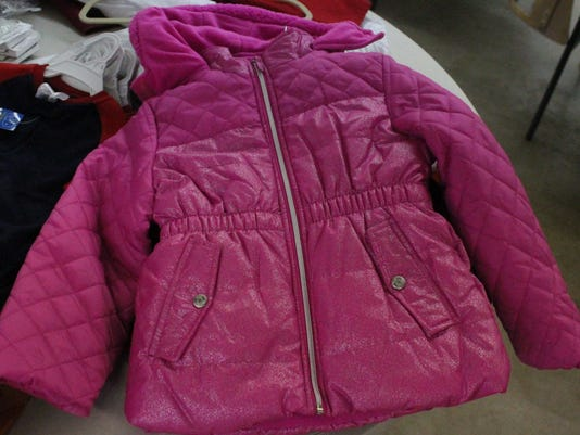 One Child at a Time/Coats for Kids