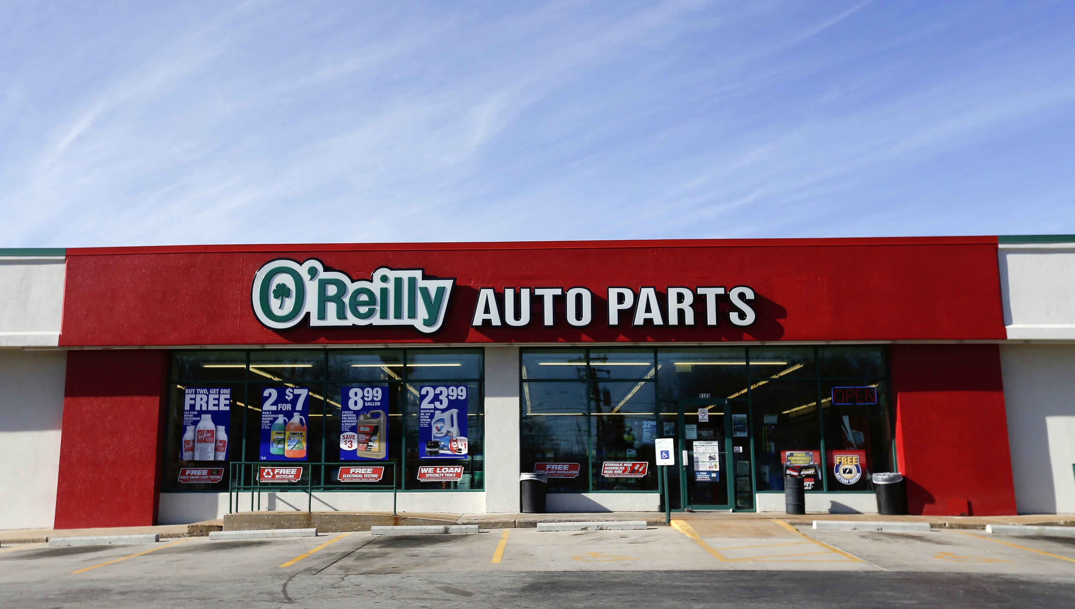 in the know o reilly auto parts building first collier store rh naplesnews com