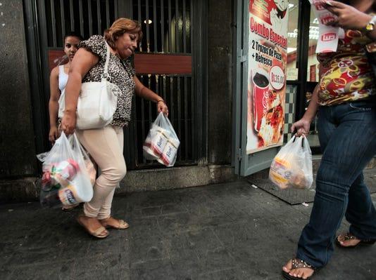 Venezuela No Toilet Paper