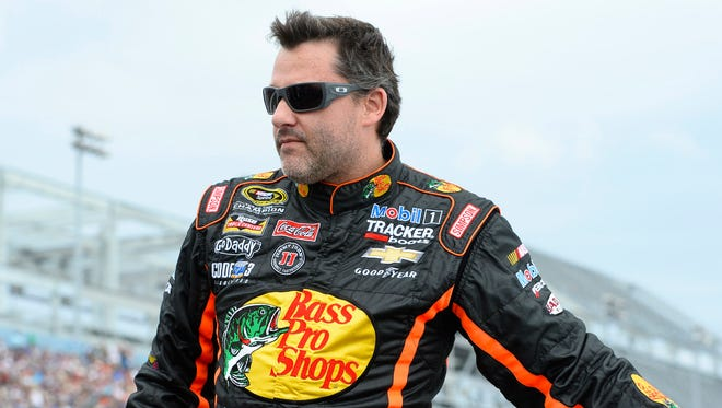 Tony Stewart has missed Sprint Cup races at Watkins Glen, Michigan and Bristol.