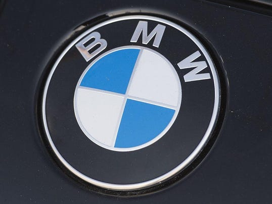 US-BUSINESS-AUTOMOBILES-BMW