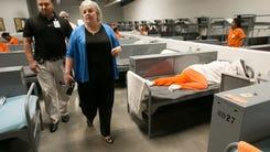 Judy Frigo, the warden of the Arizona State Prison