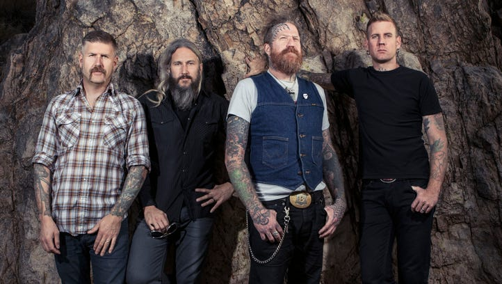 Mastodon ready for tour, to include Knoxville show Sept. 29