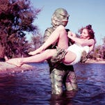 Julie Adams revisits the Black Lagoon