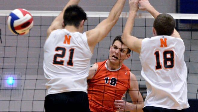 Cole Johnson and the Central York Panthers won the State College Invitational on Saturday. YORK DISPATCH FILE PHOTO