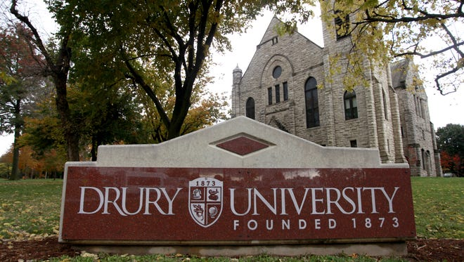 Drury University enrollment is expected to be up this fall.