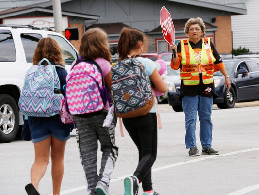 LAF Bus stops and crosswalks: How to stay safe on your way to school in Greater Lafayette