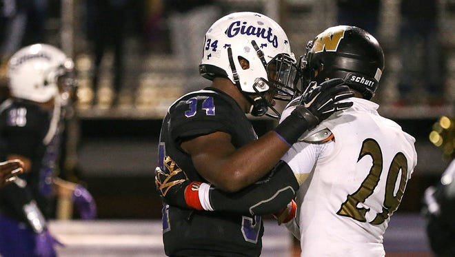 MIC foes Ben Davis and Warren Central, ranked No. 1 and No. 3 in the state, faced each other in sectional action. Could that change in the future?