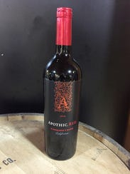 Apothic Red.