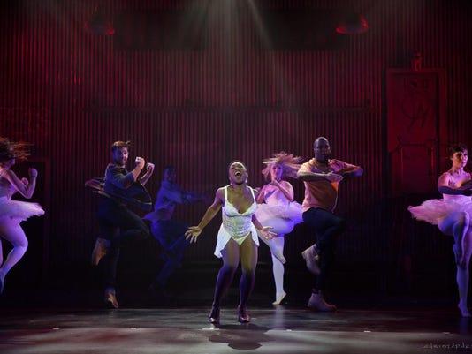 Tanisha Moore_Flashdance