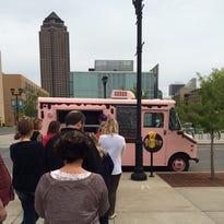 photos: Food trucks in Des Moines