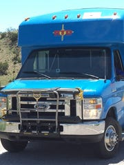 A North Central Regional Transit District bus will transport Jicarilla Apache Nation residents from Dulce to both Farmington and Chama starting in October.