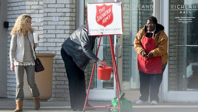The kettle season is winding down for the Salvation Army, which is hoping more people will donate.
