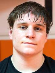 Matt Burge, Elmira, 195-pound weight class.