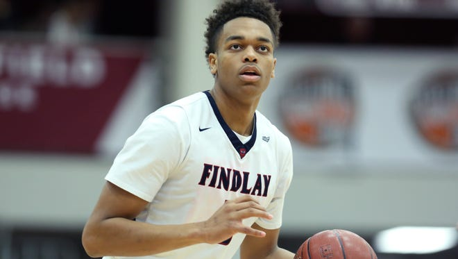 Findlay College Prep's PJ Washington #5 in action against Athlete Institute during a high school basketball game in the Hoophall Classic at Springfield College on Saturday, January 16, 2016 in Springfield, MA.