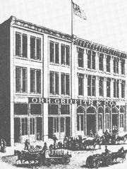 Orr Company operated at Sycamore and Riverside for