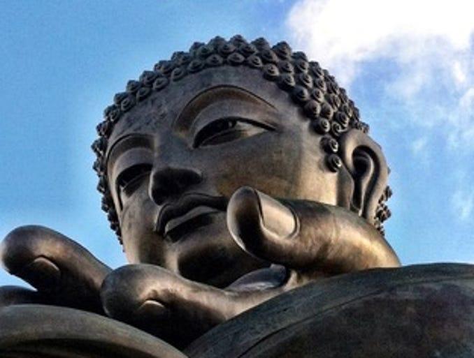 Tian Tan Buddha: Spirituality
