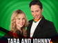 Tara Lipinski and Johnny Weir have a podcast out just