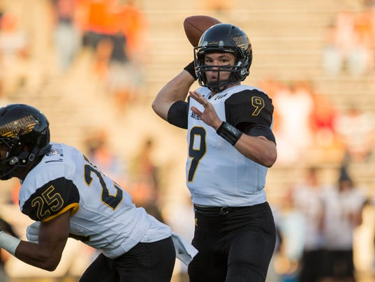 NCAA Football: Southern Mississippi at Texas El Paso