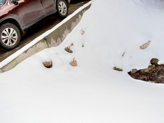 The storm water drain where Salvador Alvarado, 84,
