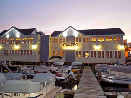Catch 54 in Fenwick Island was given the Best Water-View Dining award by Coastal Style magazine.