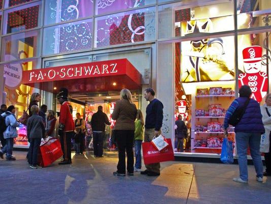 Fao Schwarz Retail