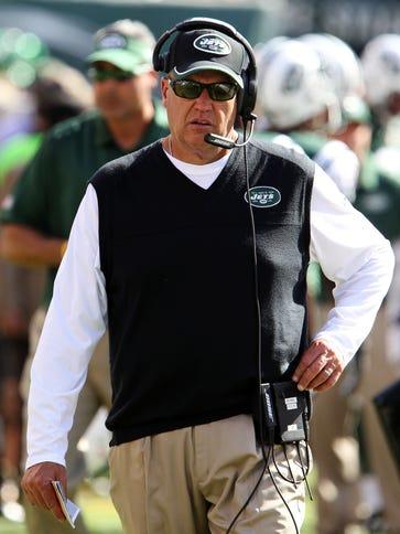 Ryan spent six seasons as the Jets' head coach.
