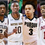 Where Purdue, Butler, Notre Dame land in way-too-early college basketball top 25 rankings