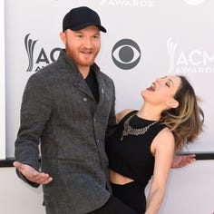 Eric Paslay is going to be a dad