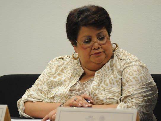 Jimena Diaz, consul de Guatemala en Phoenix, habla